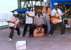 Band in Jamaica