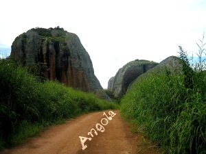 Road in Angola